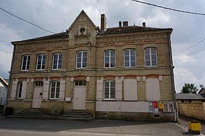 Ambly-Fleury - Ambly-Fleury Town Hall.