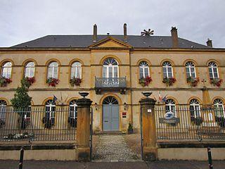 Ancy-Dornot Commune in Grand Est, France