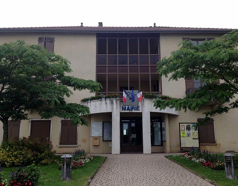 Mairie de Faramans (Ain)