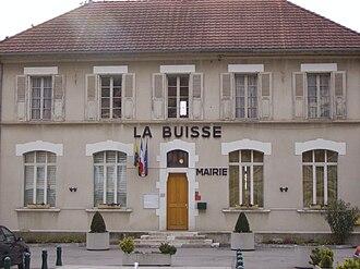 La Buisse - Town hall