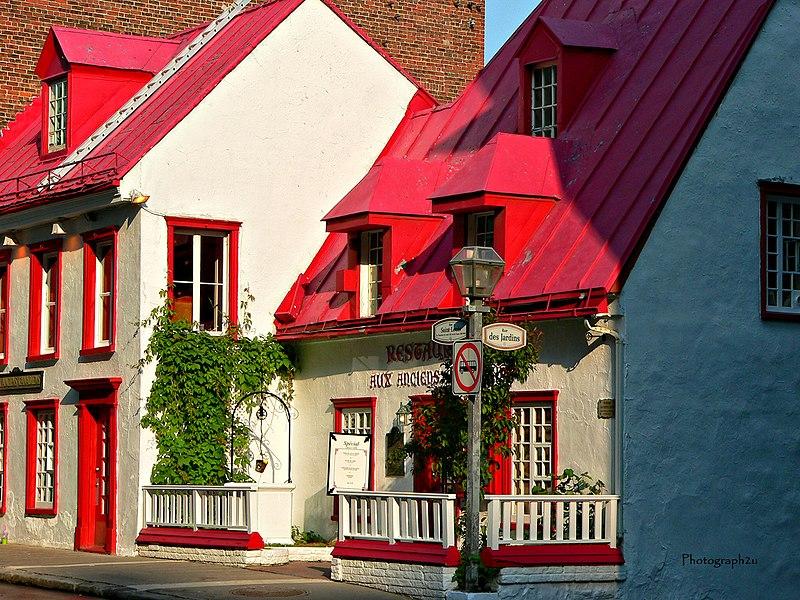 Restaurantes bem avaliados em Quebec City
