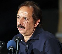 Majid Majidi in Muhammad, The Messenger of God conference 01.jpg