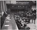 Major Dr. Donner addresses the Judges of Tribunal No. 1 and No. 2 - DPLA - 6cd14458e2c061da9f4592b41ab04714.jpg