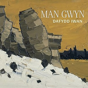 Kyffin Williams - Image: Man Gwyn, album cover