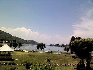 Manasbal Lake - Manasbal lake