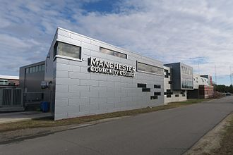 Manchester Community College (New Hampshire) - Image: Manchester Community College, Manchester NH