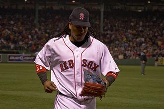 Manny Ramirez - Ramirez in June 2007