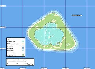 Manra Island - Image: Manra Map
