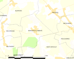 Map commune FR insee code 60407.png