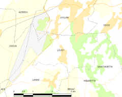 Map commune FR insee code 65284.png