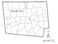 Image: Map of Bradford County, Pennsylvania No Text.png (row: 33 column: 27 )