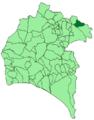 Map of Cala (Huelva).png