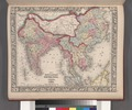 Map of Hindoostan, Farther India, China, and Tibet. NYPL1510836.tiff