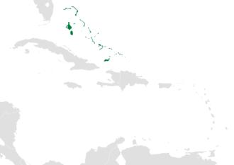 Lucayan Archipelago - Image: Map of the Caribbean Lucayan Archipelago