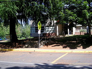 Maplewood, Portland, Oregon - Maplewood Elementary School