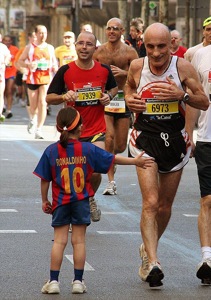 Marathon Barcelona Catalunya 2007