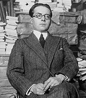 Dt. Schriftsteller Marcel