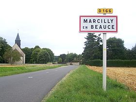 Marcilly-en-Beauce
