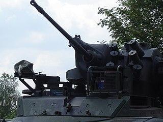 Rheinmetall Mk 20 Rh-202 Type of Autocannon