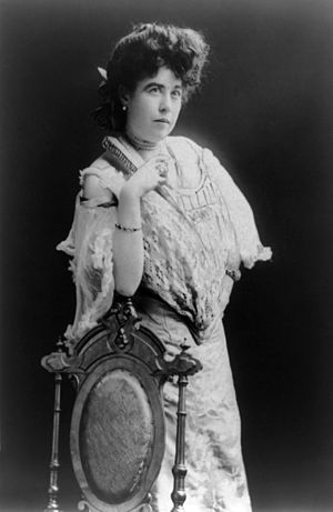 Margaret Brown - Brown in 1909