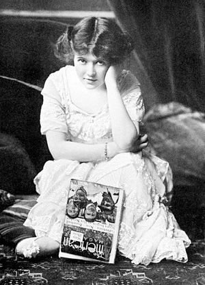 Marguerite Clark - Marguerite Clark while starring in two Broadway productions—Snow White and the Seven Dwarfs and The Affairs of Anatol (1912)