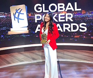 Maria Ho Taiwanese-American poker player and television host/commentator