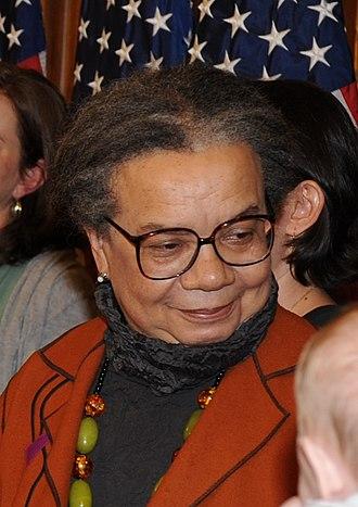 Marian Wright Edelman - Edelman in 2010