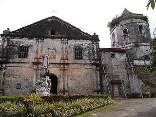 Maribojoc Church Church in Bohol, Philippines