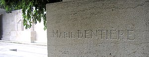 Marie Dentière - The only woman's name on the Reformation Wall in Geneva