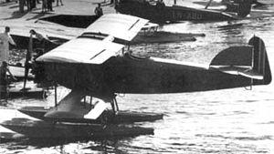 Marinens Flyvebaatfabrikk M.F.10 - M.F.10 F.204.