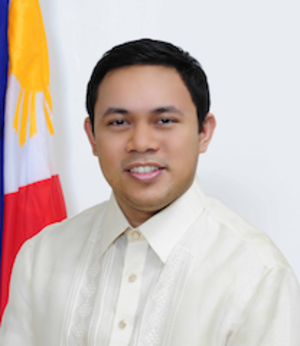 Secretary of Public Works and Highways (Philippines) - Image: Mark A. Villar dpwh portrait