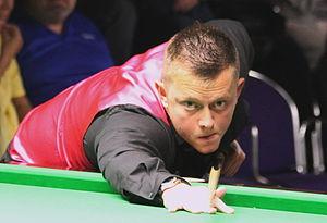 Mark Allen (snooker player) - Mark Allen at the 2012 Paul Hunter Classic