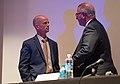 Mark Haase and Mike Freeman Hennepin County Attorney Debate (30811856767).jpg