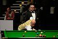 Mark King and Ingo Schmidt at Snooker German Masters (DerHexer) 2015-02-05 01.jpg