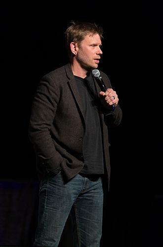 Mark Pellegrino - Mark Pellegrino at Calgary Expo 2015