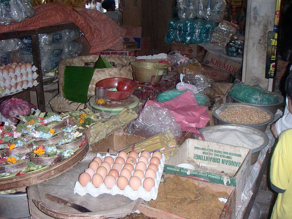 Market of Sukawati, Sukawati, Bali 200507-01