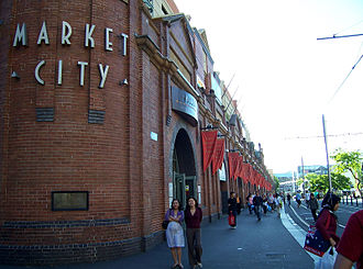 Paddy's Markets - Image: Marketcity