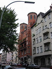 Berlin Katasteramt