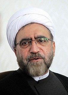 Ahmad Marvi Iranian Twelver Shia cleric