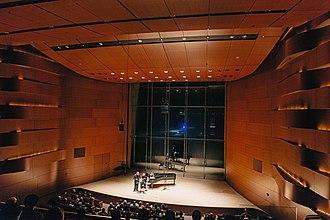 Bienen School of Music - Mary B. Galvin Recital Hall