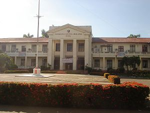 Masbate - Masbate Provincial Capitol
