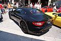 Maserati GranTurismo 2011 S Coupe LSideRear CECF 9April2011 (14577855506).jpg