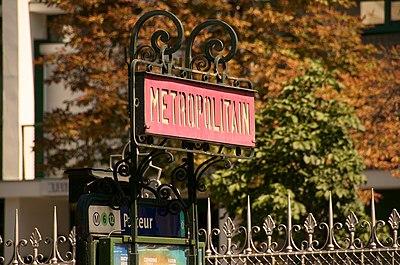 Pasteur (Métro Paris)