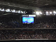 Docklands Stadium Wikipedia