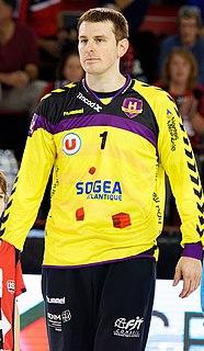 Matías Schulz Argentine handball player