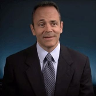 Matt Bevin - Bevin speaking in an AARP voter guide video, September 2015