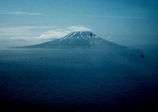 Matua (island) island in Russia