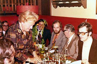 Class reunion - Image: Maturatreffen 1975c
