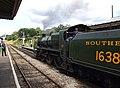 Maunsel U class no. 1638 Bluebell railway.jpg