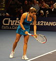 Mauresmo serving at Luxembourg.jpg